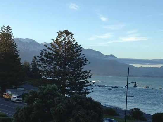 Kaikoura Apartments : View of Kaikoura