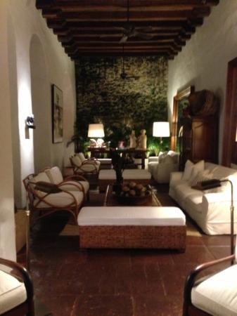 Agua Hotel: Lounge