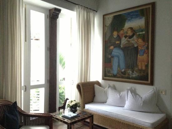 Agua Hotel: Room 1
