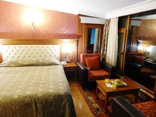 Lausos Hotel: Marmara Room