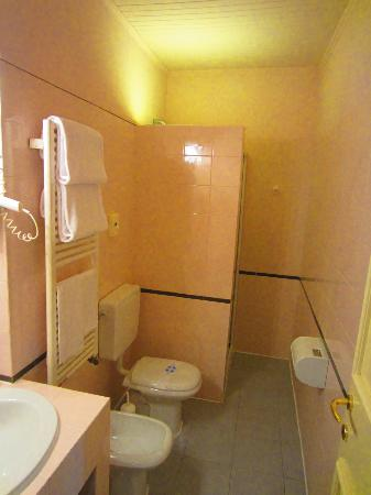 Best Western Hotel San Donato: Bathroom #203