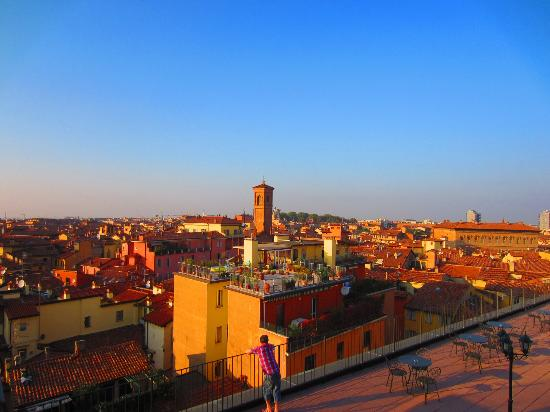 BEST WESTERN Hotel San Donato: View from top terrace