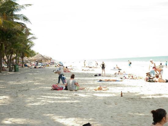 Non Nuoc Beach: beach