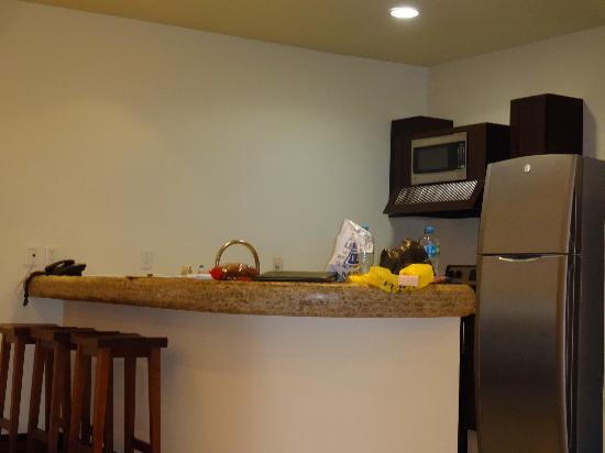 Pueblito Luxury Condohotel : Kitchen