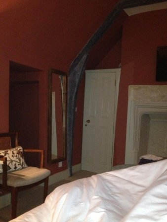 Methuen Arms Hotel: From my bed