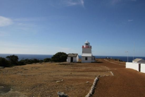 Cape Borda Lighthouse Keepers Heritage Accommodation: isolation