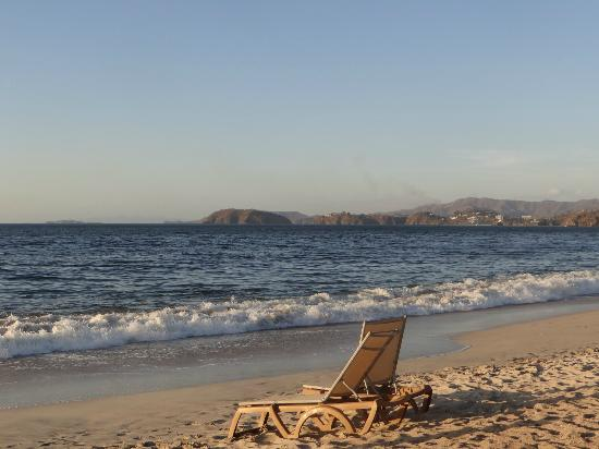 The Westin Golf Resort & Spa, Playa Conchal: A beach for two
