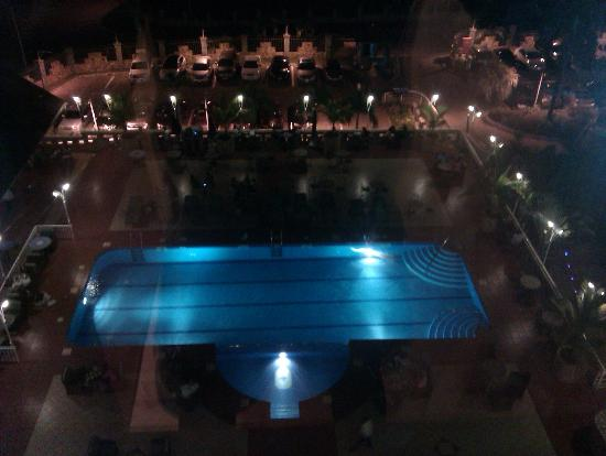 Holiday Inn Accra Airport: View from room 423