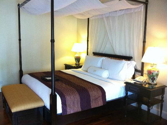 Cameron Highlands Resort: Comfy bed