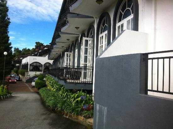 Cameron Highlands Resort: View from outside