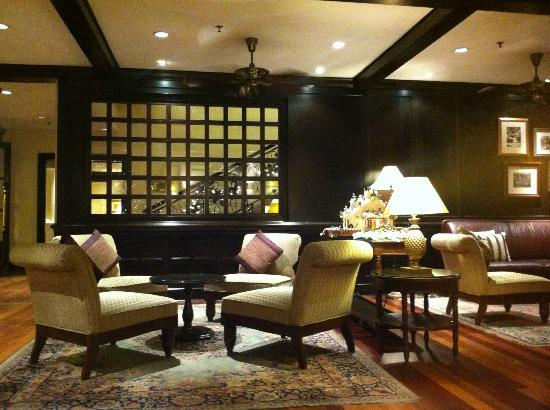 Cameron Highlands Resort: Reading area