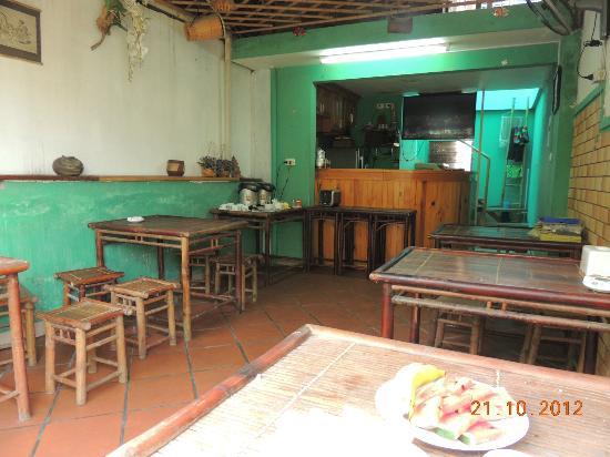 Hanoi Hostel: Rooftop