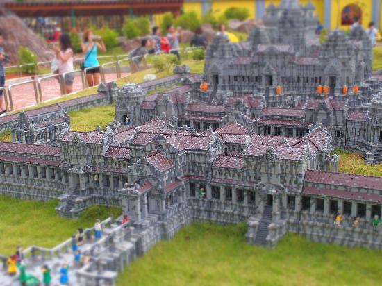 Legoland Malaysia: in Miniland