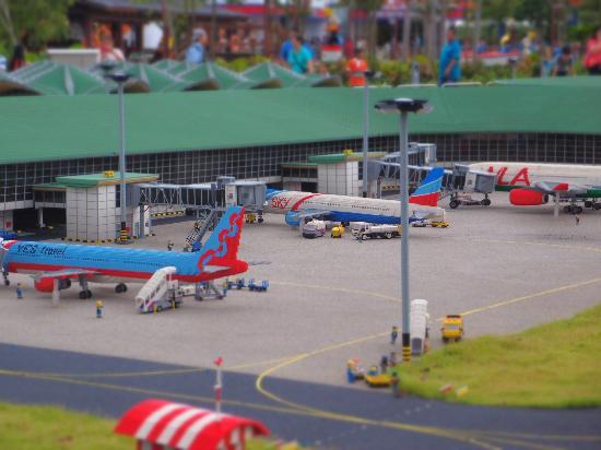 Legoland Malaysia: KLIA