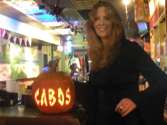 Cabo's Island Grill and Bar: Fun Food and Freaks!!