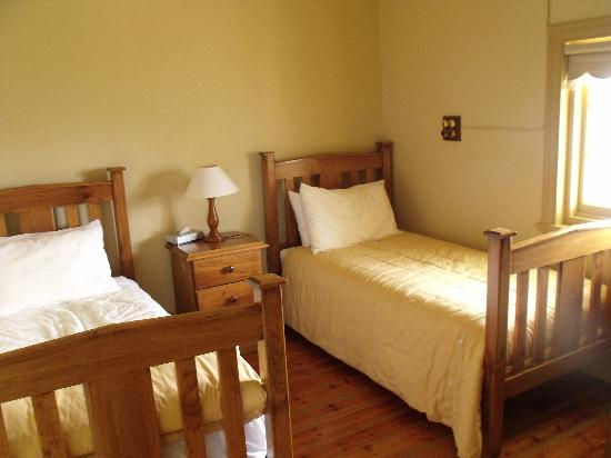 Cape du Couedic Lighthouse Keepers Heritage Accommodation: Bedroom