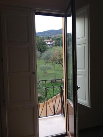 Alle Querce Hotel : la vista dalle camere