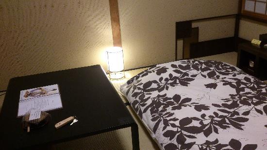 Zen Oyado Nishitei: 單人房