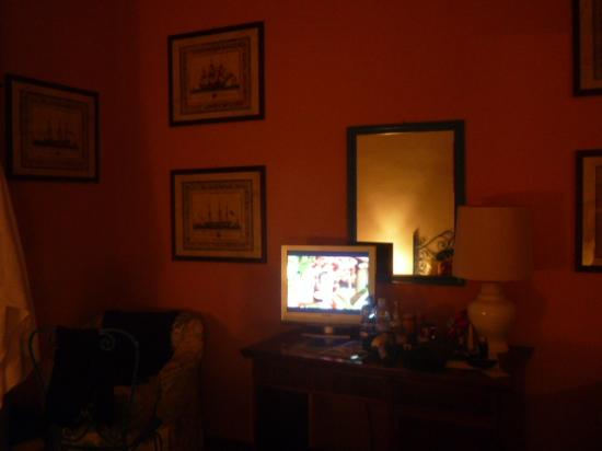 Park Hotel Napoleone: interno camera