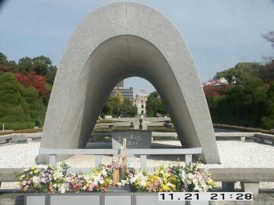 Peace Park Memorial - Picture of Hiroshima Peace Memorial Museum, Hiroshima -...