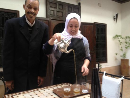Riad Les 5 Soeurs: abdel