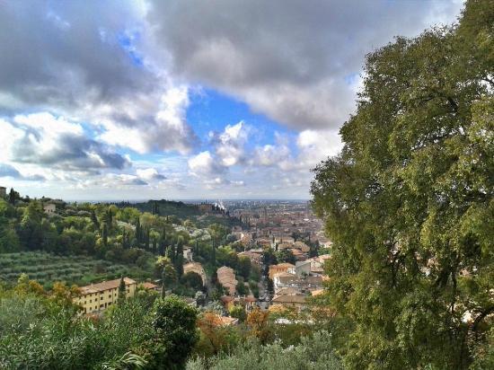 Da Alice: great view!