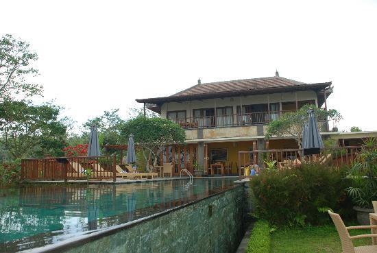 Munduk Moding Plantation: VISTA HOTEL