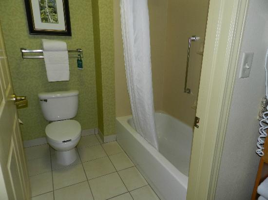 Homewood Suites by Hilton Colorado Springs North: Bathroom