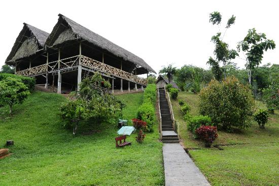 Yarina Eco Lodge: Common areas