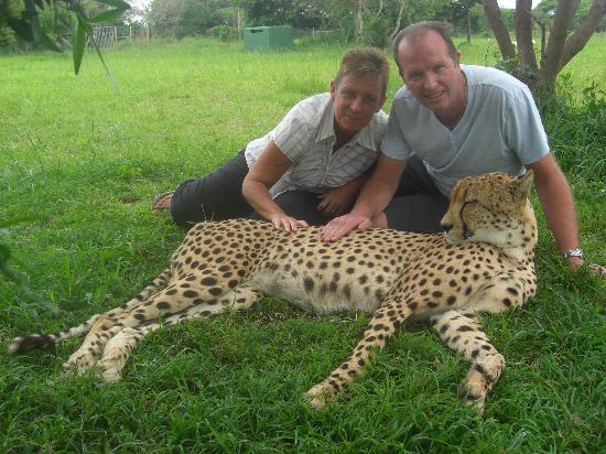 Emdoneni Lodge: Steve & Tracey Johnson-King
