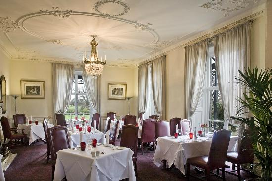 Rookery Hall Hotel Spa Dining At