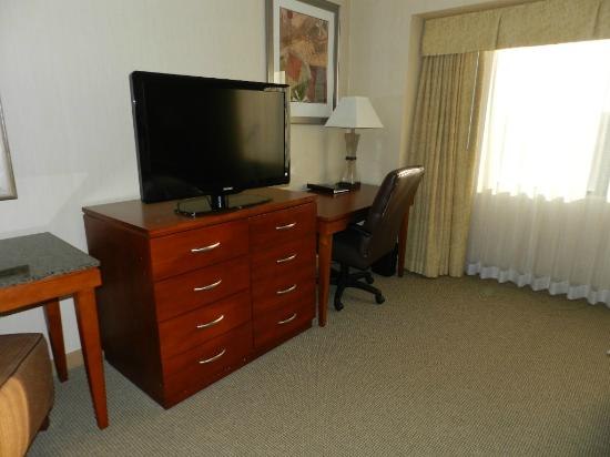 Embassy Suites by Hilton Denver - Tech Center : Bedroom area