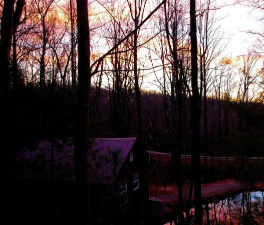 Foxfire Mountain Cabins office