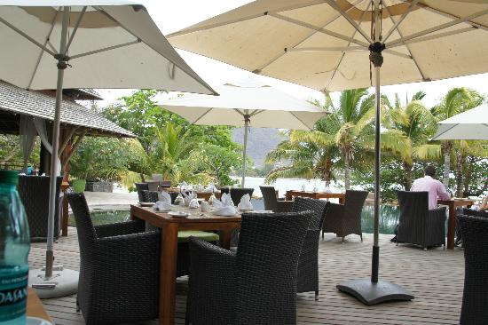 Tamarina Golf & Spa Boutique Hotel : restaurant