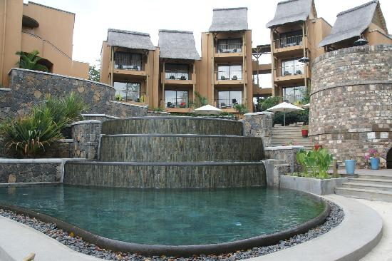 Tamarina Golf & Spa Boutique Hotel: Piscine vue sur mer