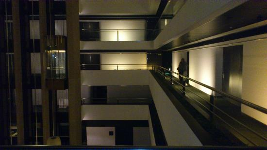 Hilton Madrid Airport: Interior