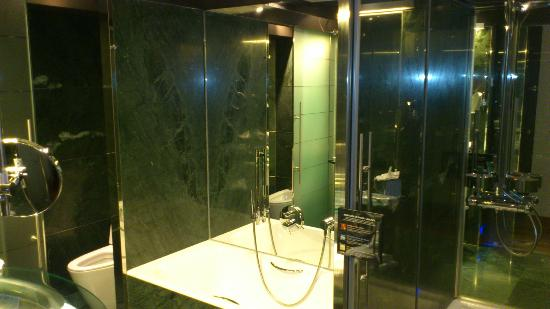 Hilton Madrid Airport: Bathroom