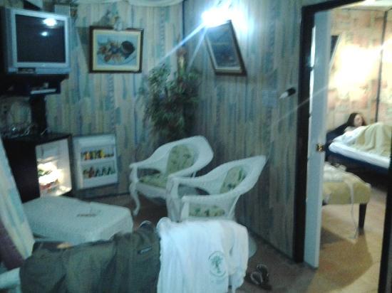 La Reserve Beach Hotel: Che latour bungalow
