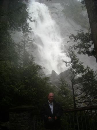 Squamish, Canadá: Shannon Falls, in May 2012