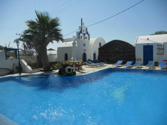 Hotel Mathios Village: One of the pools, it has two