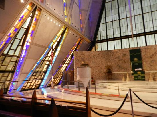 United States Air Force Academy: Protestant Chapel