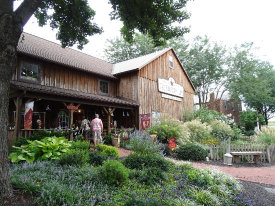The Country Life Store Picture Of Kitchen Kettle Village