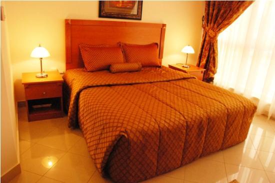 Asfar Hotel Apartments: Room/suite