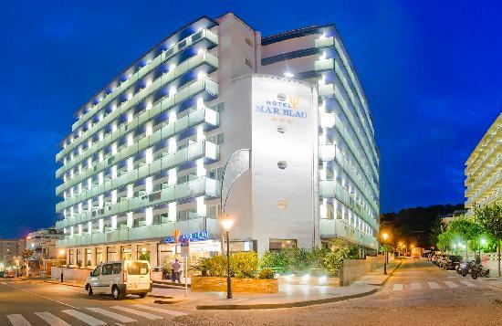 Hotel Mar Blau : Foto façana 3