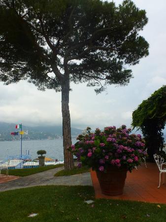Grand Hotel Miramare: vista sul golfo