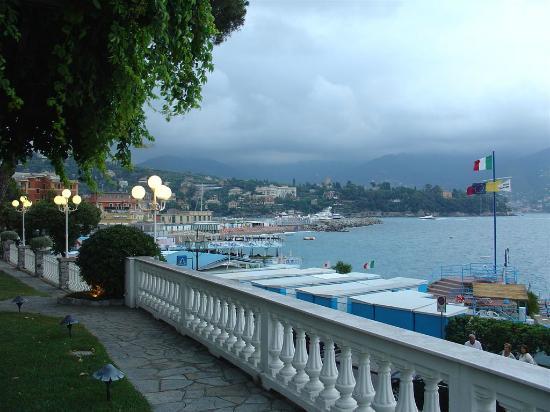 Grand Hotel Miramare: Giardino