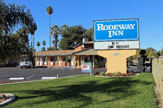 Rodeway Inn West Sacramento: pleasant location