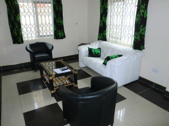 Royal german apartments updated 2017 apartment reviews for Living room designs in ghana