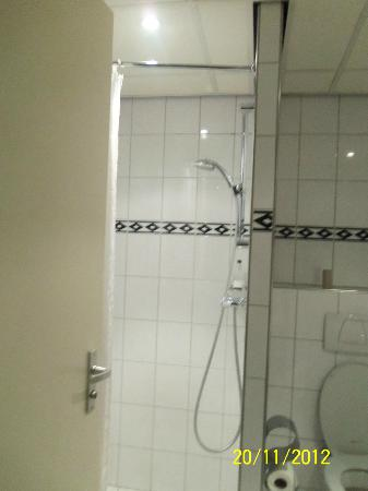 New West Inn Amsterdam: bagno