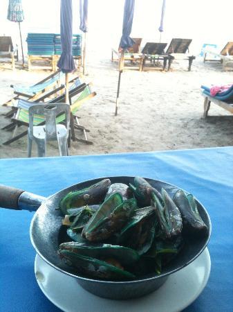 Baan KangMung HuaHin Resort: Mussel Beach